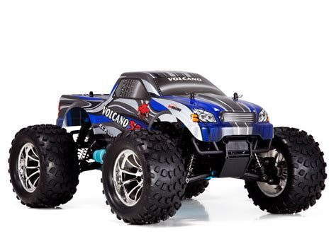 truck rc nitro redcat racing volcano s30 1 10 scale nitro truck 2