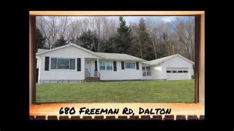 dalton pa homes for sale 680 freeman rd 570 357 3402