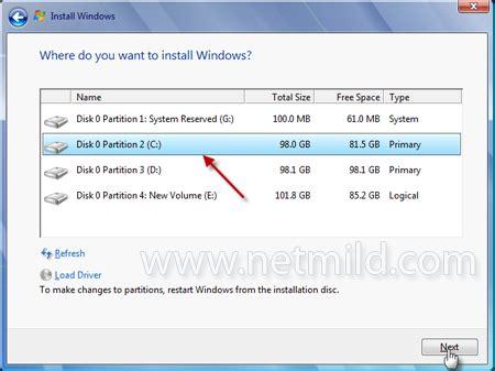 cara instal ulang windows 7 tanpa format hard drive blog cara instal ulang windows 7 tanpa format hard drive blog