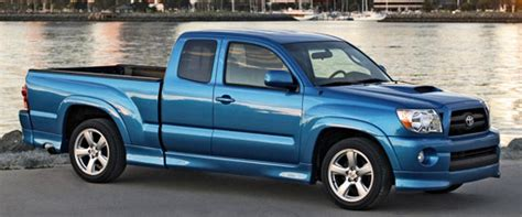 Toyota Unintended Acceleration Toyota Denies Unintended Acceleration Issues On Tacoma