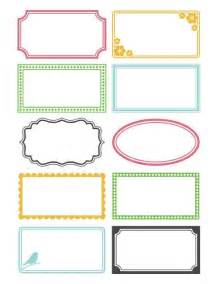 print labels template 10 best ideas about free printable labels on