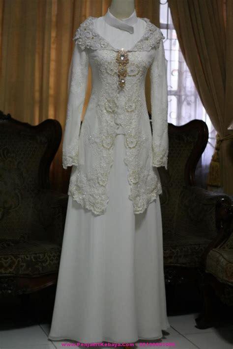 model kebaya putih muslim terbaru untuk akad 2014 baju gamis pengantin new calendar template site