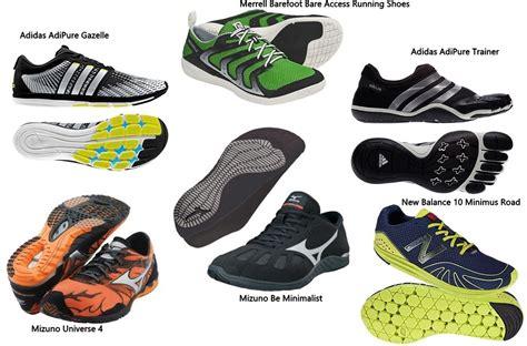 running minimalist minimalist running shoes help avoid heel strike http