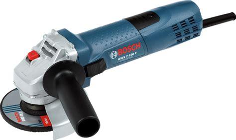 gws 7 100 t professional angle grinder bosch