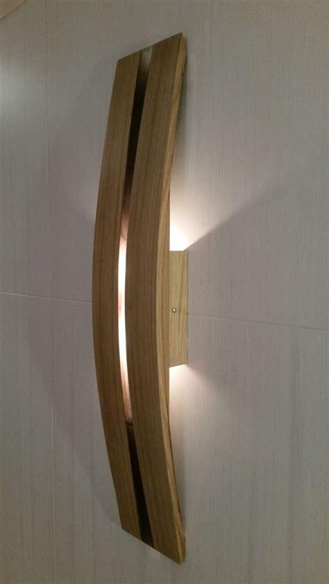 applique legno 1000 idee su illuminazione a parete su
