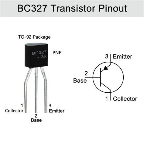 transistor bc pnp  ma