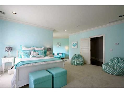 tween room teal zebra accents bedroom ideas