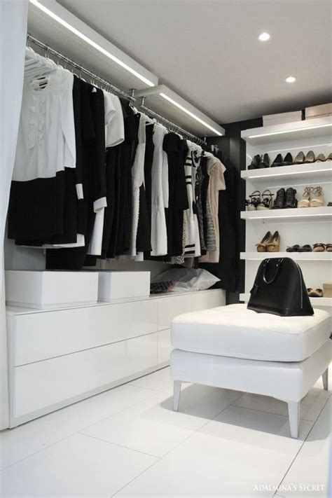 White Walk In Wardrobe by 52 Best Images About Closet Design Ideas On