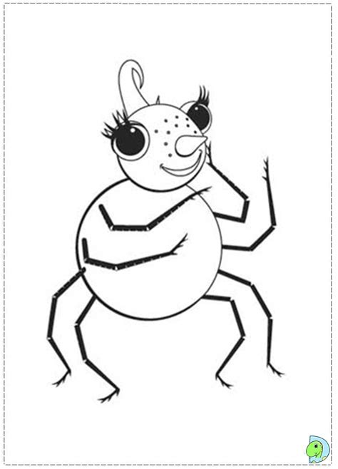 Miss Spider Coloring Pages Az Coloring Pages Miss Colouring Pages