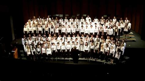 cmea bay section sing for joy this festive day youtube