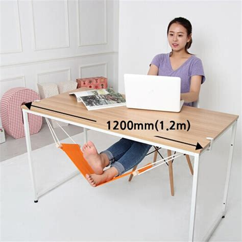 1pcs Portable Novelty Mini Office Foot Rest Stand Office Foot Rest Desk