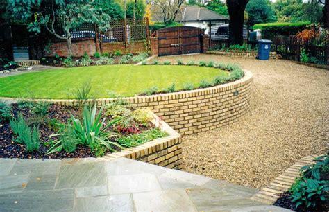 gravel landscape pros of gravel for landscaping