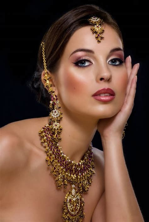 beautiful bridal makeup indian women makeup