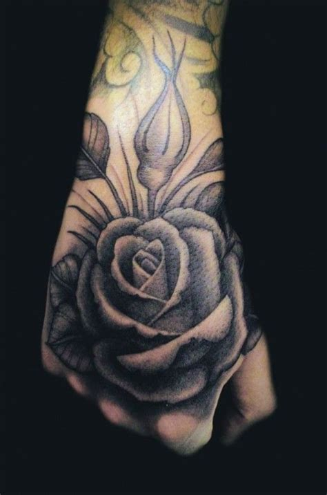 tim hendricks rose tattoo pin by inked magazine on pieces