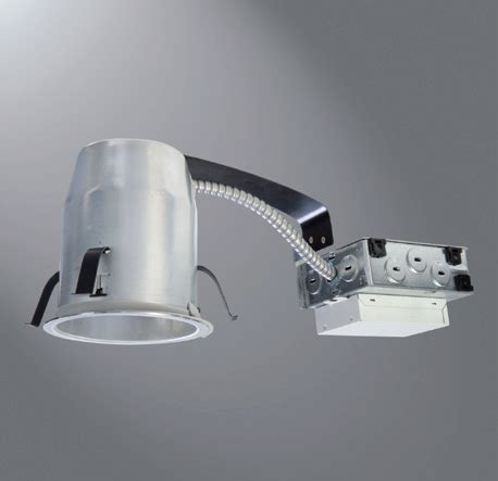 Recessed Pot Lights Insulated Ceiling Integralbook Halo H457rtate010 4 Inch Led Recessed Remodel Housing Non Insulated Ceiling 2nd Generation