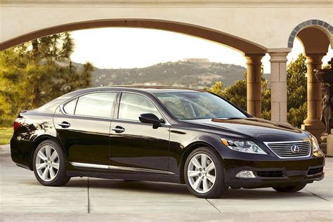 2007 lexus ls 460 reviews specs and prices cars