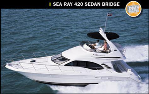sea ray  sedan bridge power motoryacht