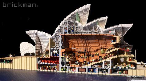 sydney opera house lego throwback thursday lego sydney opera house the brickman