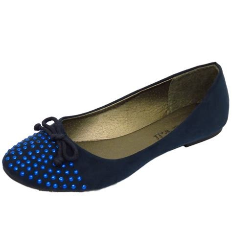 flat comfy shoes navy beaded slip on flat comfy work shoes dolly