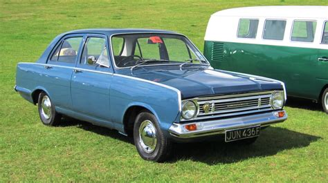 vauxhall victor bodensee klassik opel ceo neumann enters with diplomat v8