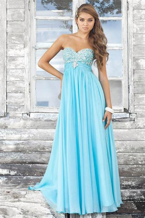 chagne colored prom dresses light blue prom dress 2013 pictures fashion gallery