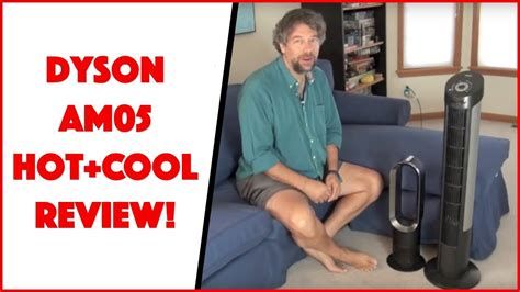dyson floor fan review dyson am05 cool rotating floor fan reviewed youtube