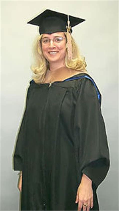 Mba Cap And Gown by Miners Graduate Services
