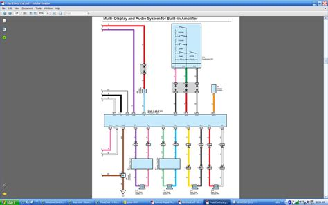 2006 prius wiring diagram wiring diagrams
