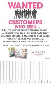 avon flyer template avon flyers templates pictures to pin on pinsdaddy