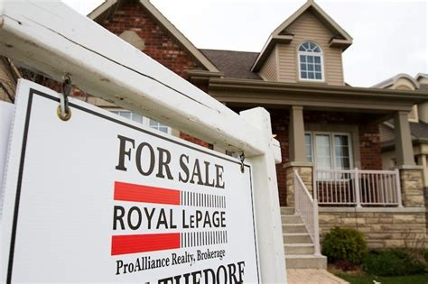 canadian housing market the housing bubble already popped in some parts of canada