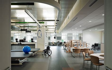 Detox Centers In Sf by Va Polytrauma Rehabilitation Center Marmon Mok Architecture