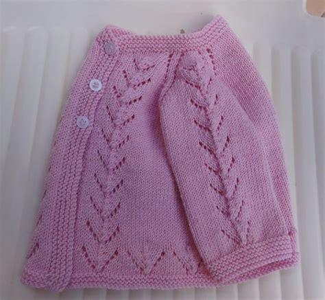 pink pattern cardigan free pattern pink knit baby cardigan sweater by filomena