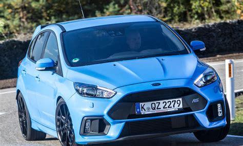 Marderschreck F Rs Auto by Ford Focus Rs 2016 Fahrbericht Autozeitung De