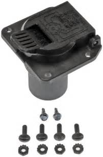 trailer hitch electrical connector fits ford ranger