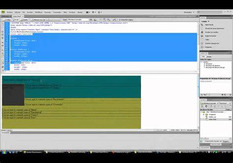tutorial dreamweaver css tutorial dreamweaver reglas de estilo css cap 237 tulo 3 1