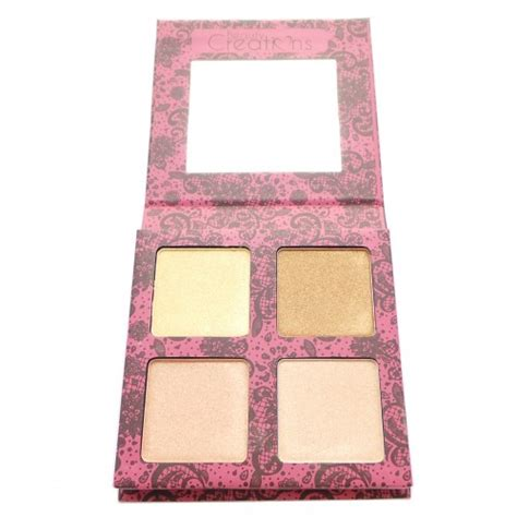 Creations Highlight Glowing Land Palette creations scandalous glow highlight palette beautyjoint