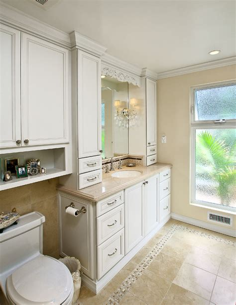 beach bathroom cabinets white bathroom cabinets in laguna beach ca traditional