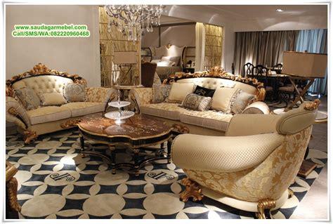 Kursi Ruang Tamu Mewah kursi sofa tamu kursi tamu murah saudagar mebel