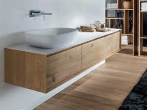 shape evo wooden vanity unit by falper design michael schmidt