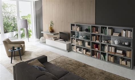 Living Room Shelf Unit Contemporary Living Room Wall Units And Libraries Ideas