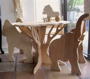 children s furniture animal table chair set the