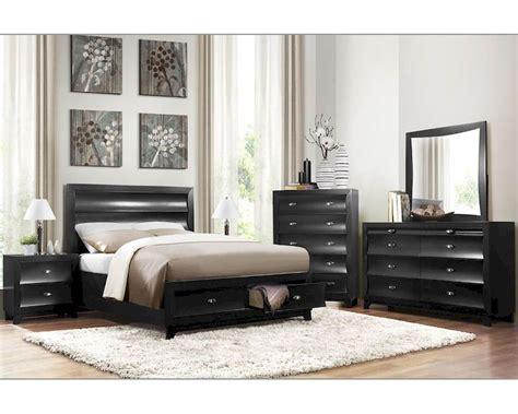 pearl bedroom set homelegance storage bedroom set zandra in pearl black