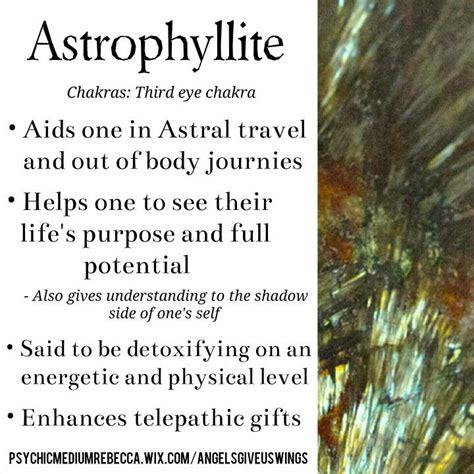 astrophyllite crystal meaning crystals healing properties reiki crystals crystal healing stones
