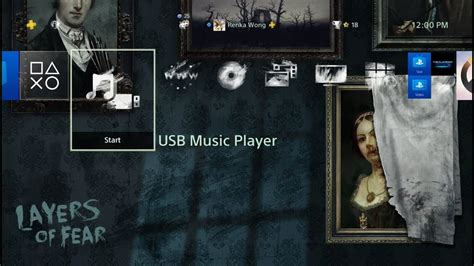 ps4 themes region locked layers of fear gallery dynamic theme ps4 youtube