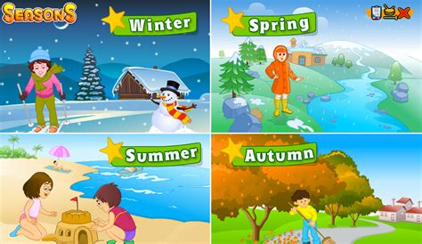 a season in my books the seasons de lengua extranjera en educaci 243 n infantil