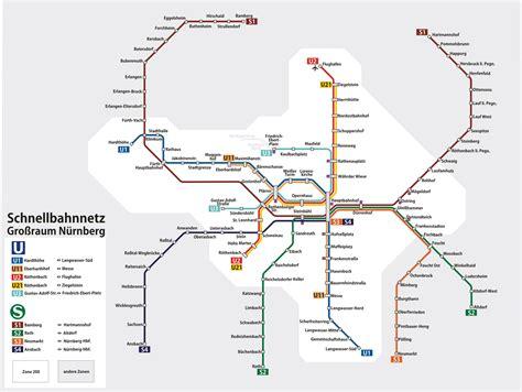 Transporter Mieten Nürnberg by Plan De Metro Nuremberg Subway Application
