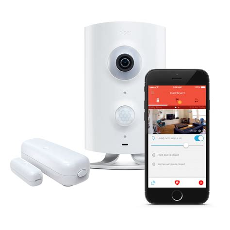 all in one wireless security system piper