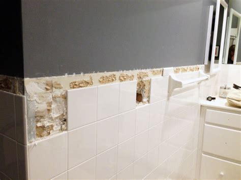 removing ceramic tile from bathroom walls how to replace towel bar in ceramic tile tile design ideas