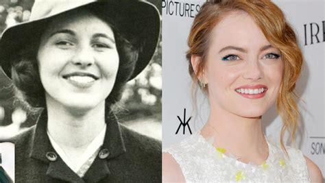 emma stone kennedy movie エマ ストーン ジョン f ケネディの妹ローズマリーを演じることに cuemovie com