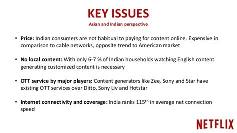 Mba Cases Torret by Netflix Study Indian Perception